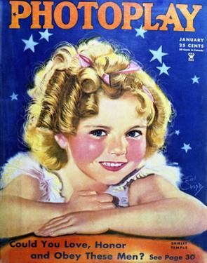 Shirley Temple - Movie Poster Reproduction