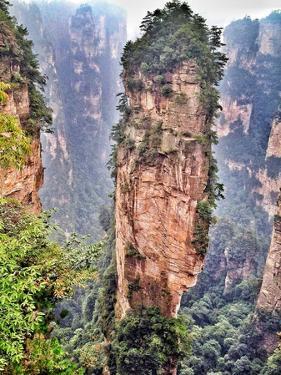 Zhangjiajie National Park by Shirlyn Loo