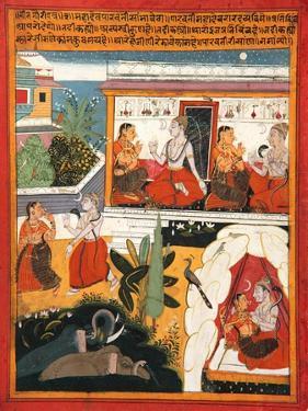 Shiva and Gauri, C.1640