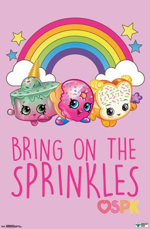 Shopkins- Bring on the Sprinkles