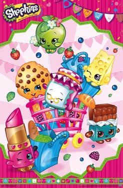 Shopkins - Cart