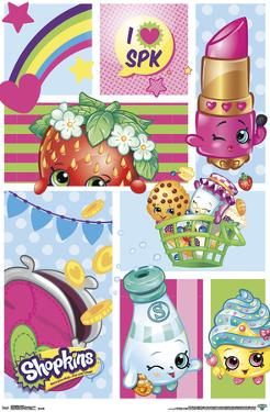 Shopkins - Collage