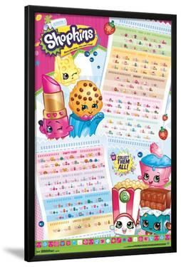 Shopkins- Season 1 Grid