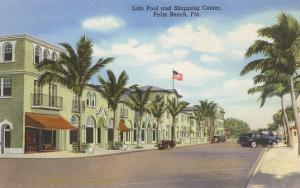 Shopping Street, Palm Beach, Florida