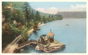 Shore, Mohonk Lake, New York