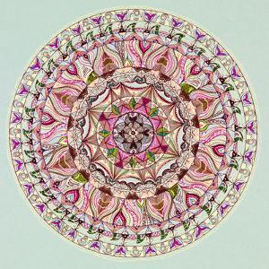 Colorful Mandala Design by shotsstudio