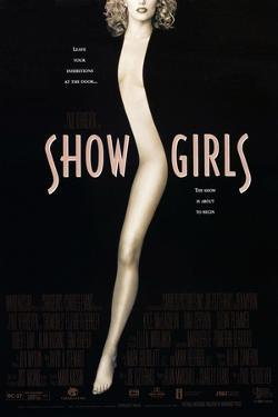Showgirls, Elizabeth Berkley, 1995. © United Artists/courtesy Everett Collection