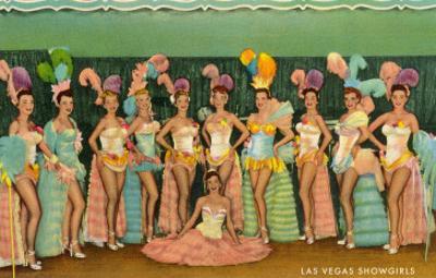 Showgirls, Las Vegas, Nevada