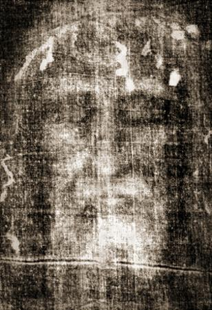 Shroud of Turin Face Detail