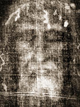 Shroud of Turin Face Detail