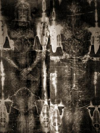 Shroud of Turin Full Image