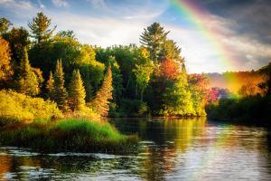 Autumn Rainbow by SHS Photography