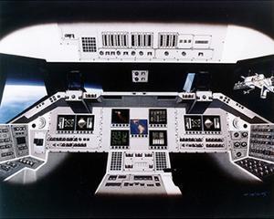 Shuttle Electronic Flight Deck