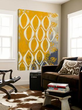 Yellow Pintura 2 by Sid Rativo