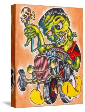 Franken Hot Rod by Sid Stankovits