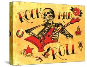 Rock N by Sid Stankovits