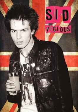 Sid Vicious- Holland 1977