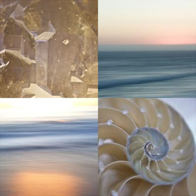 Kaleidoscope Of Memories III by Sidney Aver