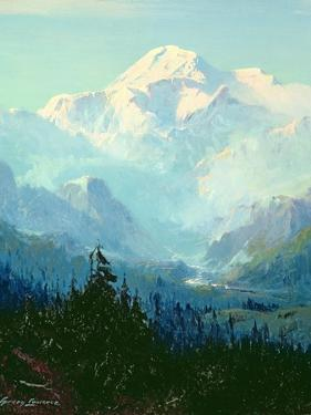 Mount Mckinley by Sidney Laurence