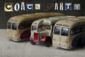 Coach Party Coaches by Sidney Paul & Co.