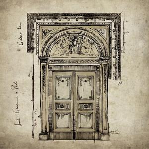 Door III by Sidney Paul & Co.