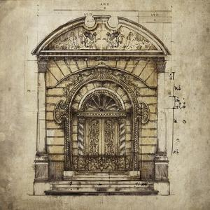 Door IV by Sidney Paul & Co.