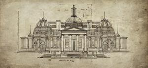 Exercise in Architechure by Sidney Paul & Co.
