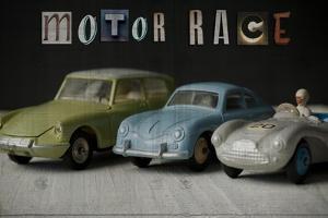 Motor Race by Sidney Paul & Co.