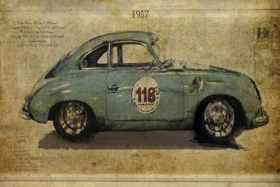 No. 118 Porsche 356