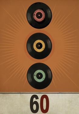 Retro Vinyl I by Sidney Paul & Co.