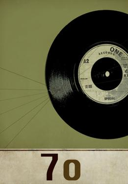 Retro Vinyl II by Sidney Paul & Co.