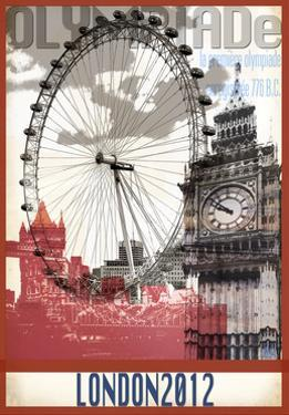 Travel to London by Sidney Paul & Co.