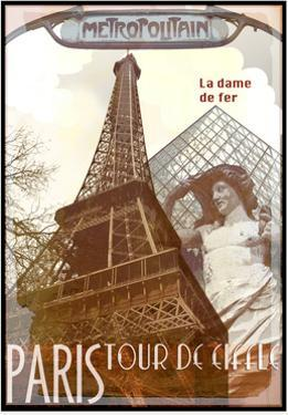 Travel to Paris by Sidney Paul & Co.