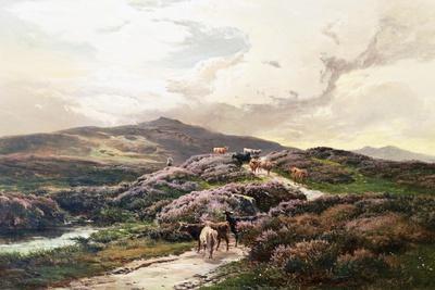 A Highland Landscape, Killin, Perthshire