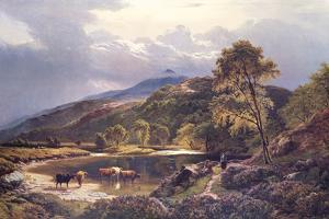 After the Storm by Sidney Richard Percy
