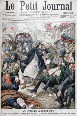 Siege of Port Arthur, Russo-Japanese-War, 1904