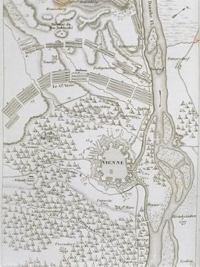 Siege of Vienna in 1683, Battle of Kahlenberg. Austria