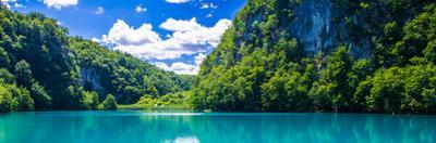 Blue River and Green Nature, Landscape by siempreverde22