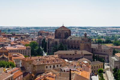 Old City of Salamanca. Spain by siempreverde22