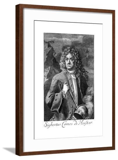 Sigbert Graf Heister--Framed Giclee Print
