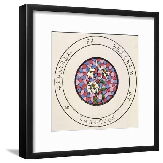Sign for Health--Framed Giclee Print