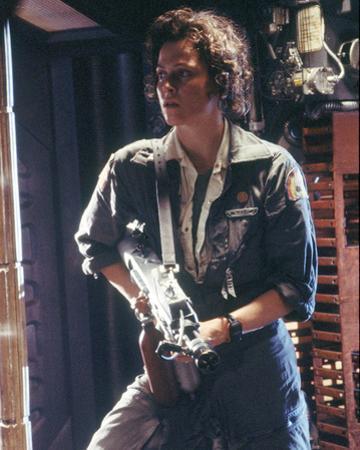 Sigourney Weaver, Alien (1979)