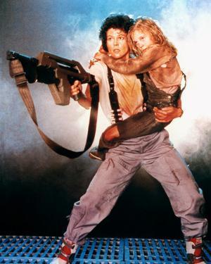 Sigourney Weaver, Alien? (1992)
