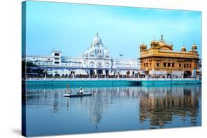 Sikh Golden Palace In India