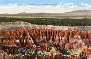 Silent City, Bryce Canyon, Utah