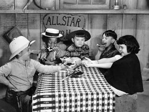Silent Film: Little Rascals