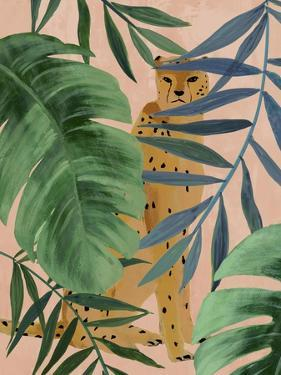 Silent Jungle by Isabelle Z