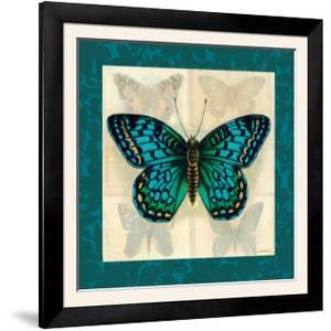 Silk Butterfly I