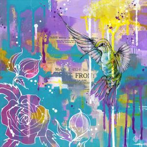 A Hummingbird's Folly by Sillier than Sally