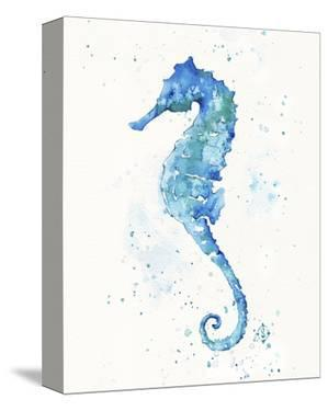 Sailing Along (Seahorse) by Sillier than Sally